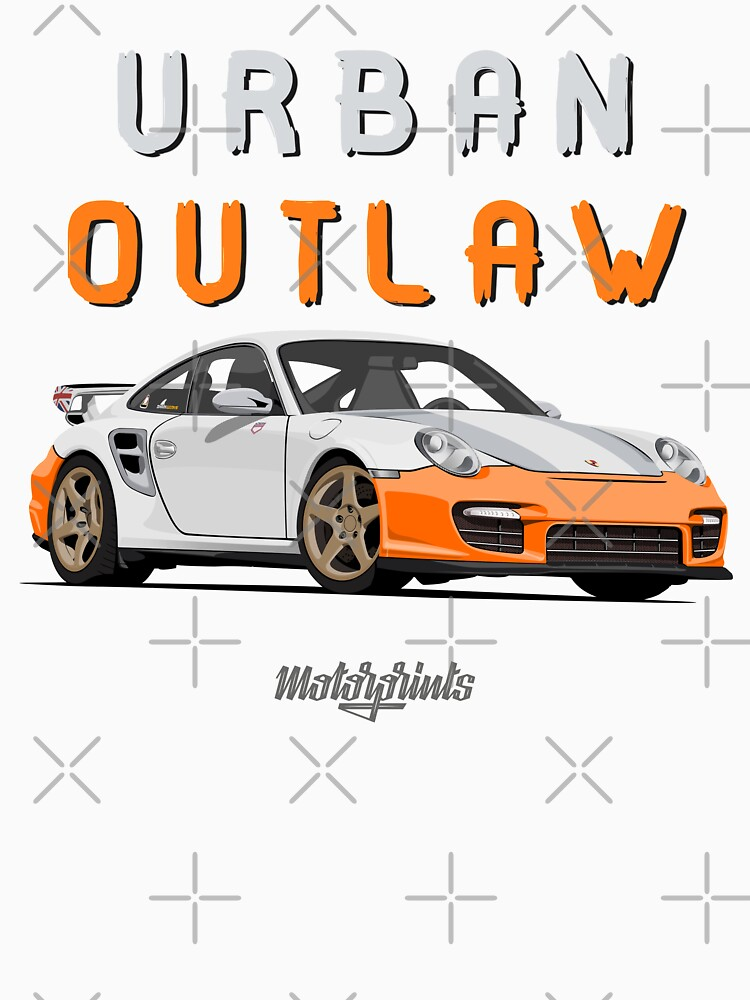 Sharkwerks Urban Outlaw GT2 by MotorPrints