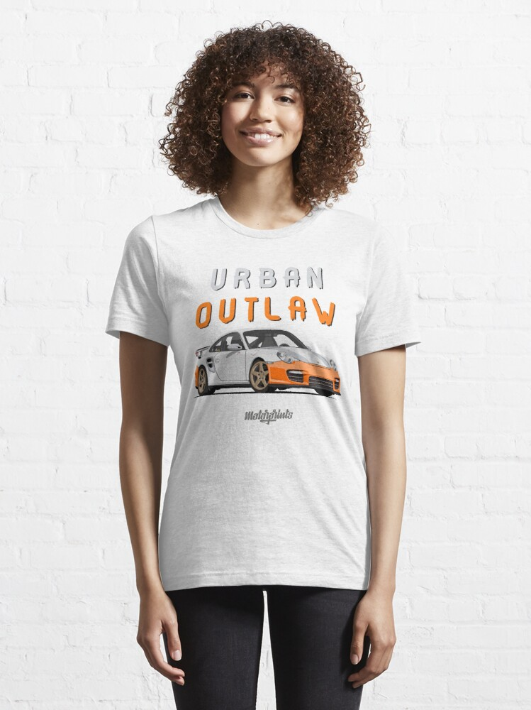 Alternate view of Sharkwerks Urban Outlaw GT2 Essential T-Shirt