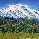 Mount Sopris - Colorado by Kathie Nichols