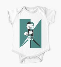Deco style  photographer One Piece - Short Sleeve