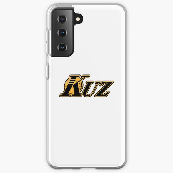 Kyle Kuzma Black & amp; Gold LakersForLife Coque souple Samsung Galaxy
