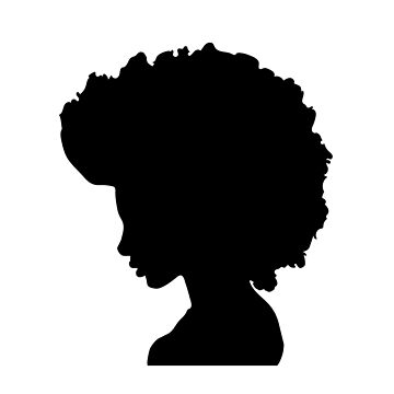 Afro Girl by DeLaFont
