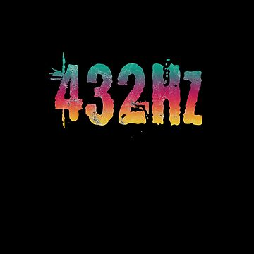 432Hz Music Frequency 432 Hertz Tuning by thespottydogg