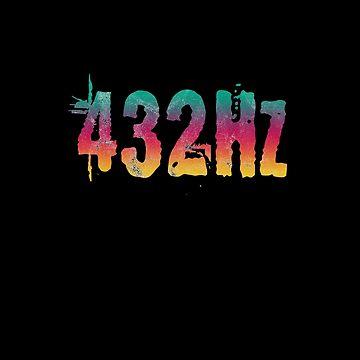 432Hz Music Frequency 432 Hertz Tuning by thespottydogg