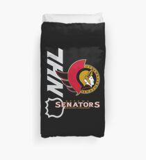 Ottawa Senators Duvet Cover