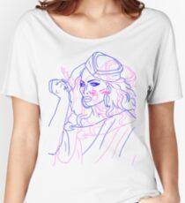 Tongue Pop/Art Women's Relaxed Fit T-Shirt