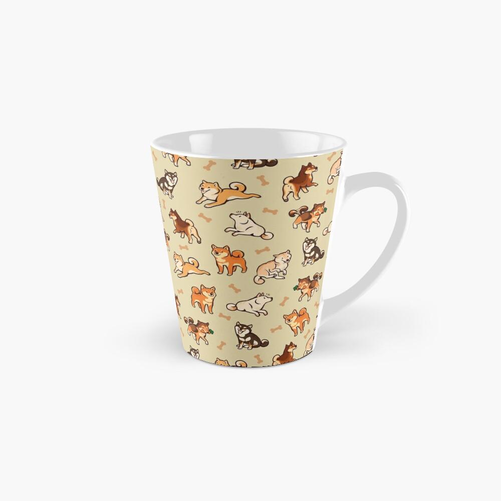 shibes in cream Mug
