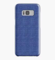Plain Denim Jeans Lookalike Samsung Galaxy Case/Skin