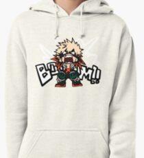 My Hero Academia: Katsuki Bakugo - BOOOM!! Pullover Hoodie