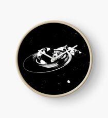 Reloj Anillos musicales de la tierra - Música del universo - Fantasía - Astronomía