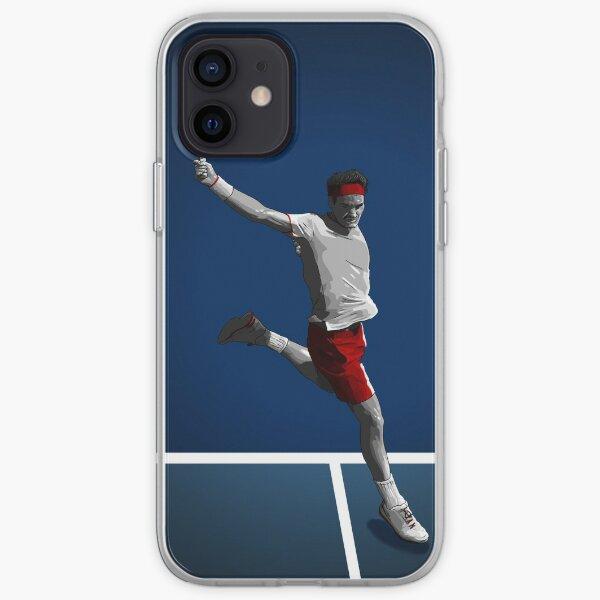 Roger Federer Coque souple iPhone