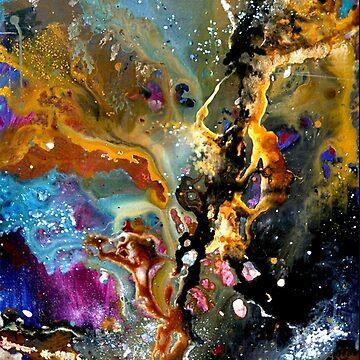 Cosmos #1 by HRothstein