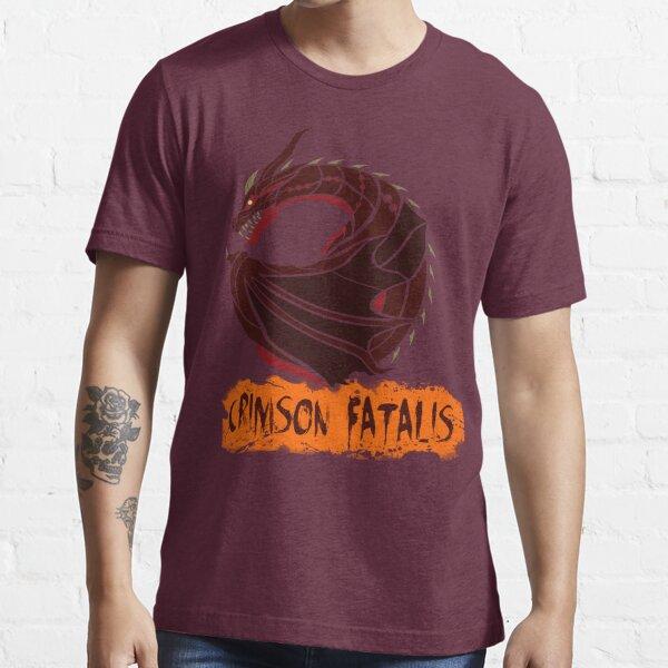 The Circular Crimson Disaster Essential T-Shirt