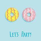 Biscuit Selection: Let's Party by AParry