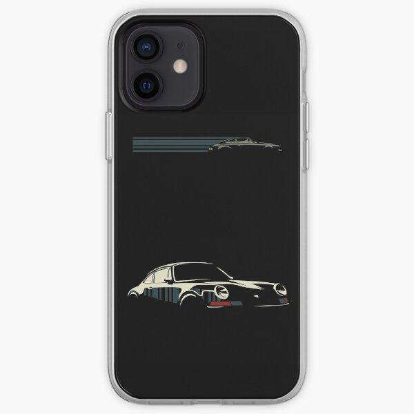 Minimalist Porsche iPhone Soft Case