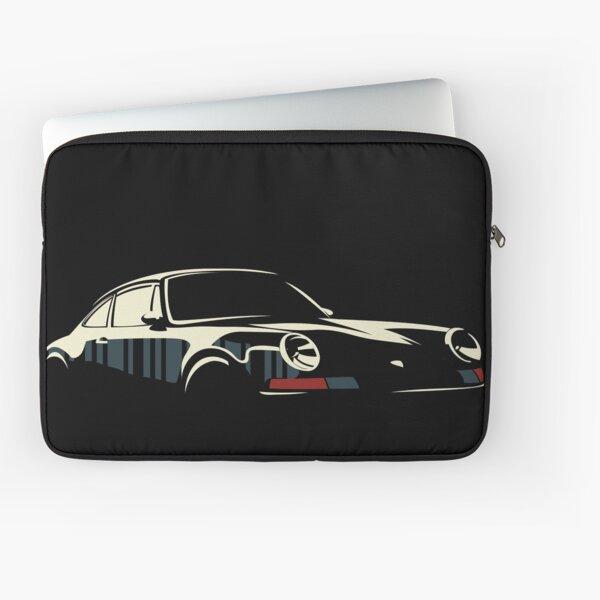 Minimalist Porsche Laptop Sleeve