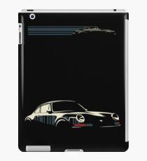 Minimalist Porsche iPad Case/Skin