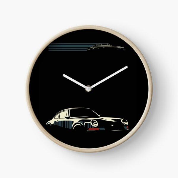Porsche minimaliste Horloge