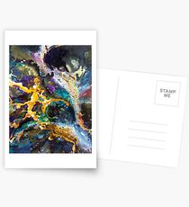 Borealis Nebula Postcards