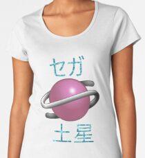 Sega Saturn Women's Premium T-Shirt