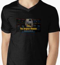 The Original Mission Artwork Men's V-Neck T-Shirt