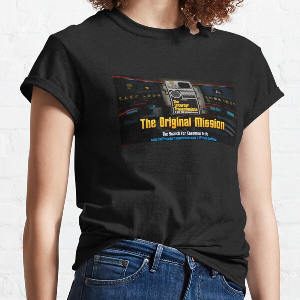 The Original Mission Artwork Classic T-Shirt