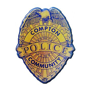 Compton Police by lawrencebaird