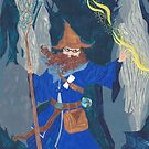 Wizard Alex by EllieLieberman
