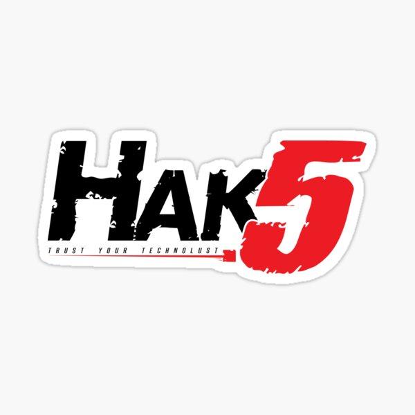 Hak5 Sticker Sticker