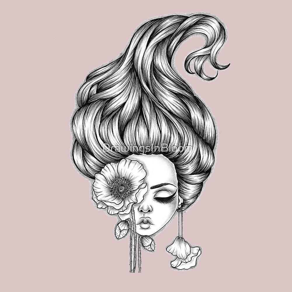 Sweet dreams by DrawingsInBloom