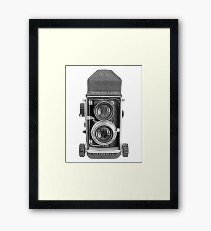 Mamiya C220 #2 Framed Print