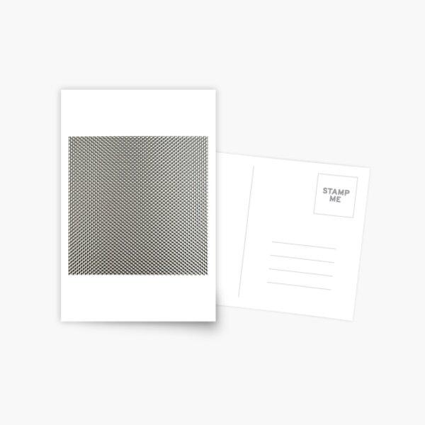 Texture Postcard
