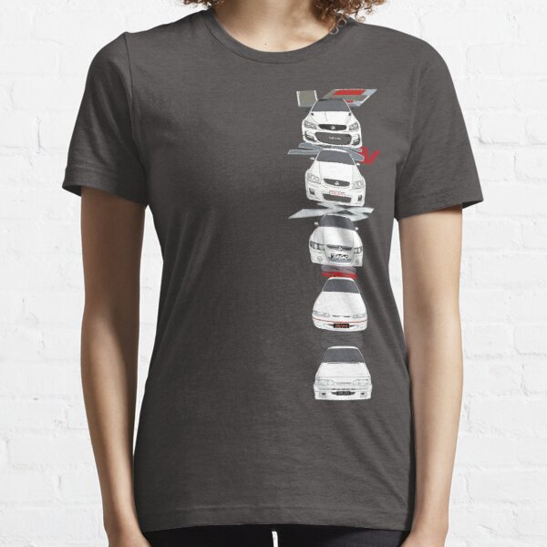 the evo Holden Commodore SS Essential T-Shirt