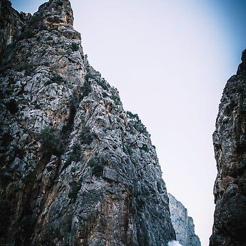 Torrent de Pareis – Mallorca / Majorca by lesslinear
