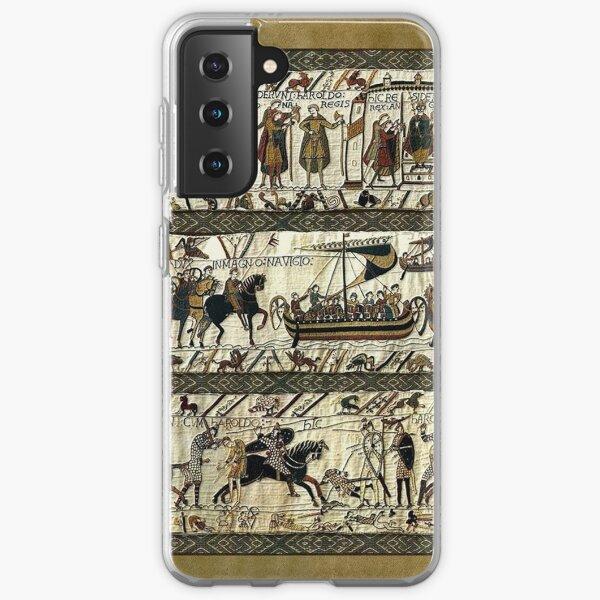 Bayeux Tapestry Samsung Galaxy Soft Case
