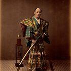 Samurai, 1890s, Japan by Fletchsan