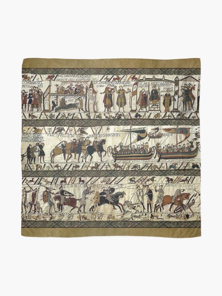 Alternative Ansicht von Bayeuxteppich Tuch