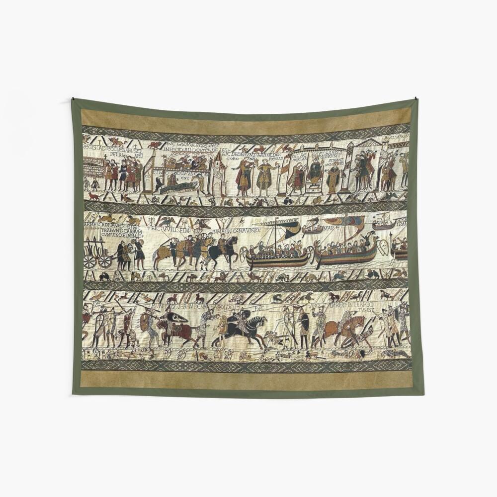 Bayeuxteppich Wandbehang