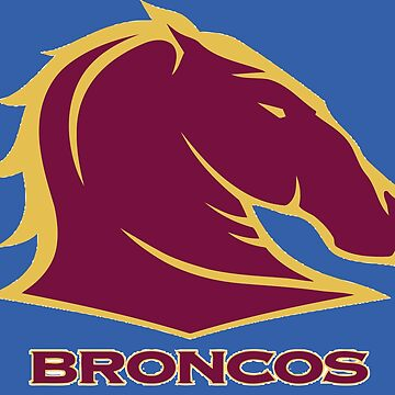 Brisbane Broncos by lillopinto