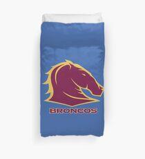 Brisbane Broncos Duvet Cover