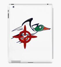 Duck Hunt - Duck James iPad Case/Skin