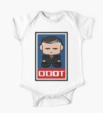 Romneybot Politico'bot Toy Robot 1.1 One Piece - Short Sleeve