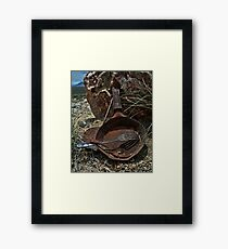 The Miner's Kitchen Framed Print
