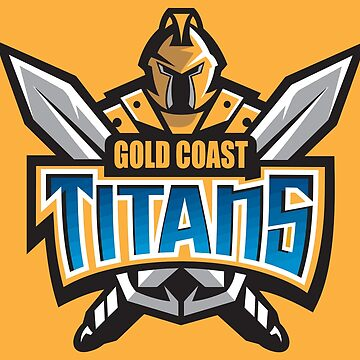 Gold Coast Titans by lillopinto