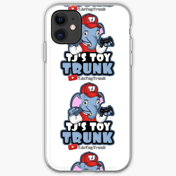 TJ's Toy Trunk 2018 Merch iPhone Soft Case