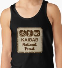 Kaibab National Forest Men's Tank Top