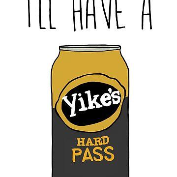 I'll have a yikes hard lemonade by NotReally