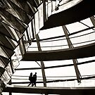 Reichstag Building, Berlin, Germany by Daniel Webb