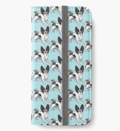 Papillon iPhone Wallet