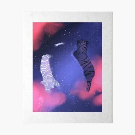 young gods Art Board Print